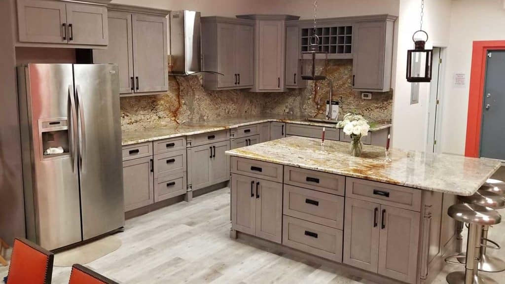 Granite & Cabinet Showroom